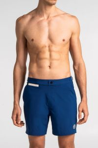 Debayn Mens Swimwear Short - Marine Blue 011_Debayn