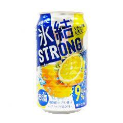 麒麟 - 冰結汽酒 西西里產檸檬味 9% 350毫升 (1支 / 6支 / 24支) (平行進口貨品) SICILIA_LEMON_ALL