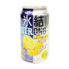 麒麟 - 冰結汽酒 檸檬味 5% 350毫升 (1支 / 6支 / 24支) (平行進口貨品) SICILY_LEMON_ALL