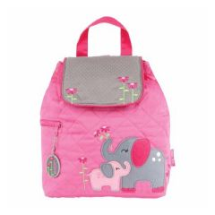 Stephen Joseph - Quilted Backpack Elephant SJ100114B