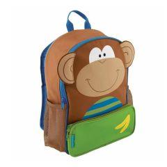 Stephen Joseph - Sidekick Backpack Monkey SJ102099
