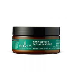 SUKIN - Super Greens Detoxifying Facial Masque SK414