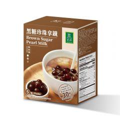 歐可 - 黑糖珍珠拿鐵奶茶5包裝 sl-042