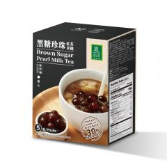 OKTEA - Brown Sugar Pearl with Milk Tea  sl-043