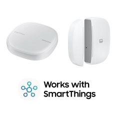 Samsung Smartthings WiFi Hub + 多功能門窗傳感器