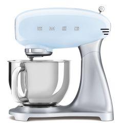 SMEG 50's 廚師機 粉藍色 SMF02