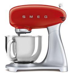 SMEG 50's 廚師機 紅色