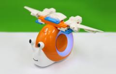 QOBO ROBOT-Puzzle Card Coding Robot-by Robobloq-STEM robotics