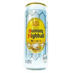 新得利 - 角Highball 威士忌蘇打 7% 500毫升 (1支 / 6支 / 24支) (平行進口貨品) SODA_KAKU_ALL