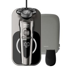 Philips - Shaver S9000 Prestige Wet & dry electric shaver