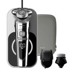 Philips - Shaver S9000 Prestige Wet & dry electric shaver