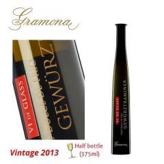 Gramona - Vi de Glass Gewurztraminer 2013 (375ml) SPGR05-13H