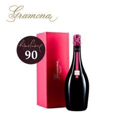 Gramona - Argent Rose Gran Reserva Brut Nature 2013 (RP92) (Gift Box) 西班牙氣泡酒 SPGR09-13