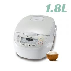 Panasonic - 1.8L Fuzzy Logic Warm Jar - SR-CN188 SR-CN188
