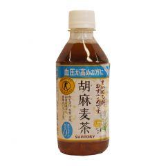 SUNTORY - GOMA MUGICHA 350ML (1 Bottle/ 6 Bottles / 24 Bottles) (Parallel Import) ST_GOMA_MUA_ALL