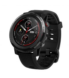 AMAZFIT - STRATOS 3 SMART WATCH - BLACK