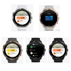 SUUNTO - 7 Versatile GPS sports watch and smart watch in one with Wear OS SUUNT_7