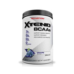 Scivation Xtend BCAAs 392G - Grape Escape  SVTBCSBCAAGREE392G