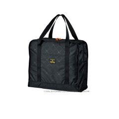 SWANY x HELLO KITTY Handle Sack - CROSS-STITCH MOTIF Black (M) SWT-36191