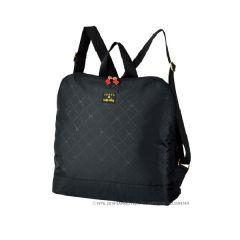 日本 SWANY x HELLO KITTY 輕巧背包 -CROSS-STITCH MOTIF 黑色 SWT-36392