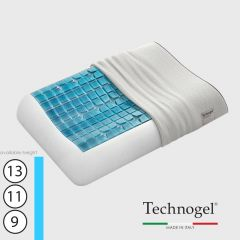 Technogel® Anatomic Pillow (13cm) T-AA13