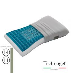 Technogel® Side Lab Pillow (14cm) T-LS14