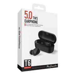 TWS 藍牙 5.0+EDR 耳機 (黑色)