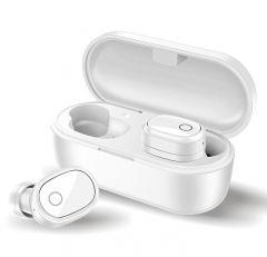 TWS 藍牙 5.0+EDR 耳機 (白色)