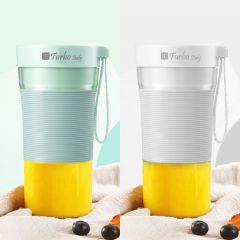 Turbo Italy - 鮮果杯便攜榨汁機 TBD-193 (充電式設計 攪拌機) (2款顏色)