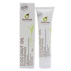 椰之品 - 椰子油天然草本抗菌牙膏 TC06276