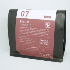 咖啡學研 - 07秘魯有機咖啡豆 TCA-SO007
