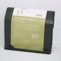 The Coffee Academics - 11 Ethiopia Guji Natural Roasted Bean TCA-SO011
