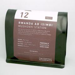 咖啡學研 - 12盧旺達ABISIMBIMushonyiStation咖啡豆 TCA-SO012