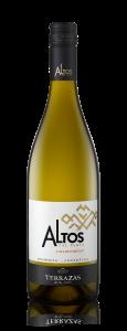 Terrazas Altos Chardonnay 夏多尼白酒 2018