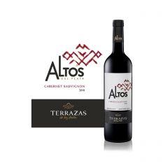Terrazas Altos Cabernet Sauvignon 2018