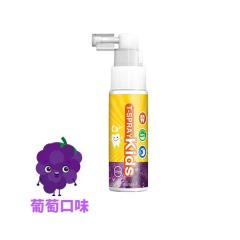T-SPRAY Kids 兒童含鈣健齒噴霧 - 葡萄口味