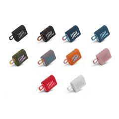JBL Go 3 Portable BT Speaker (10 Colors) TGH_JBL_Go3_M