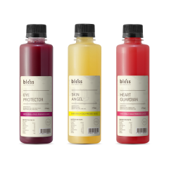 CR-48766 Bless Mixed Flavour Cold-Pressed Juice