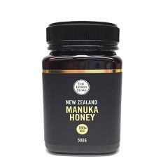 The Honey Store MGO 100+ Manuka Honey 500g THS-100-500GM