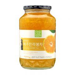 草綠園 - 韓國蜂蜜濟州柑茶 1kg (1入) TL-LoelTea6