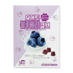 The Loel - 韓國乳酪藍莓方塊 冷凍真空乾燥 天然健康 20g (1入裝) TL-YoBlucube