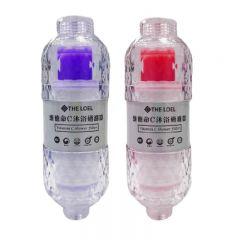 The Loel - [韓國製造]TLV-400維他命C沐浴過濾器 - 可替換濾芯(1入裝)(玫瑰精油/薰衣草精油) TLV400_ALL