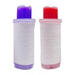 The Loel - [Made in Korea]Vitamin C Bath Filter for TLV-400 (1pc)(Rose essential oil/Lavender essential oil) TLV400_filter_ALL