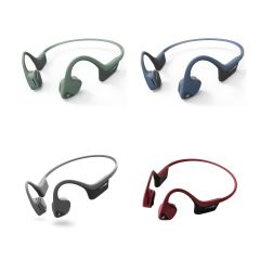 AfterShokz TrekzAir Open-Ear Wireless Bone Conduction Headphones (3 Colors) TrekzAirAS650