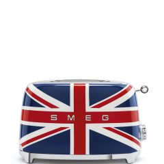SMEG 50's 2片式多士爐 英國國旗 (TSF01UJUK)