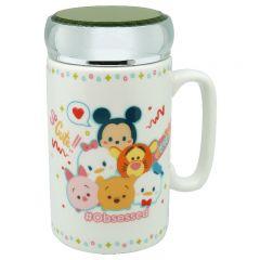 Disney - Tsum Tsum Mug with Mirror Lid 390ml TTC12466