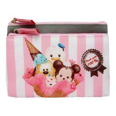 Disney - TSUM TSUM MULTIPURPOSE BAG - Pink TTF12272