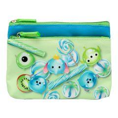 Disney - TSUM TSUM MULTIPURPOSE BAG - Green TTF12273
