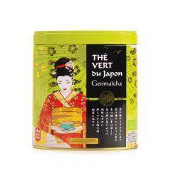 terre d'Oc - Organic Japanese Genmaïcha Green tea 100g TTHS1007A