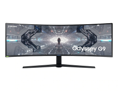 "Samsung Odyssey G9 49"" QLED 1000R 240Hz 曲面電競顯示器"